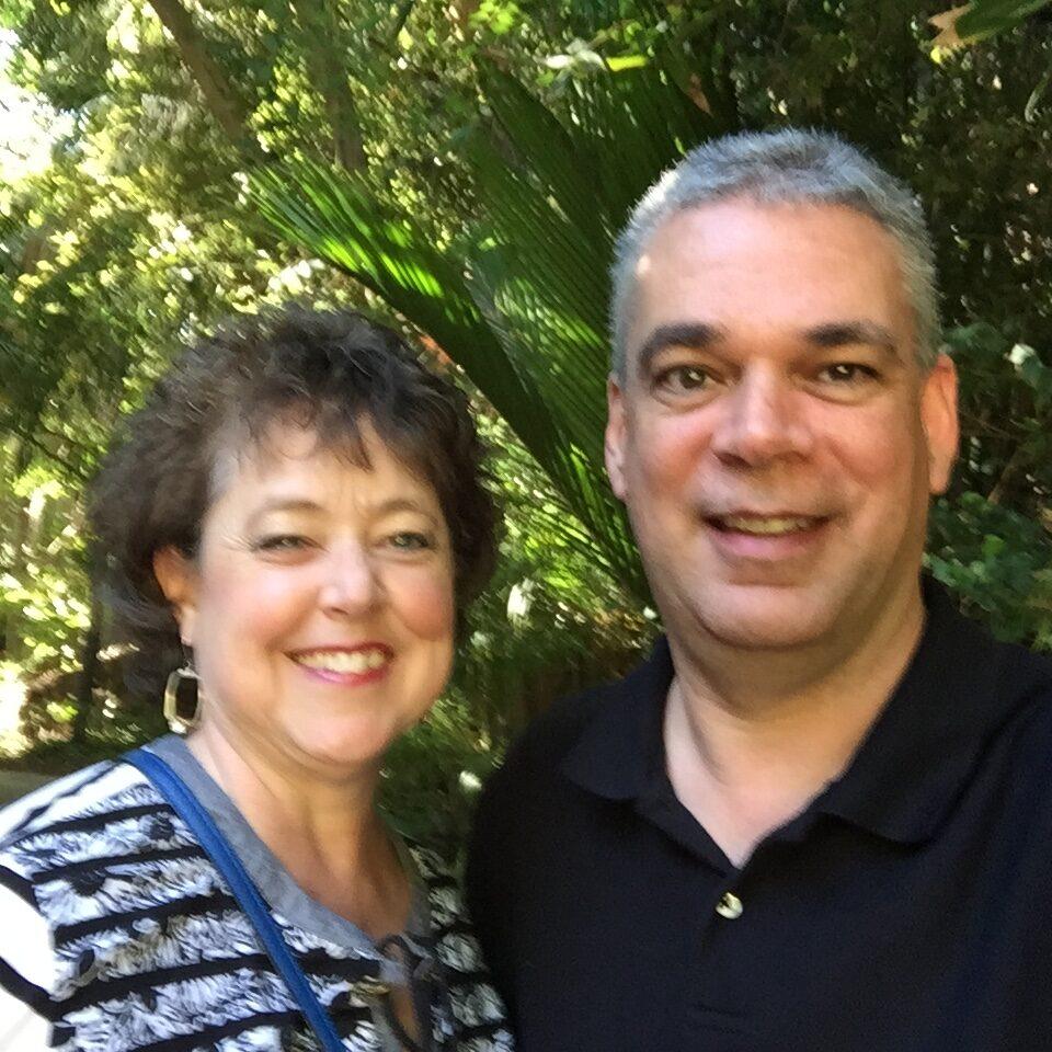 Andrea and Joseph Coleman